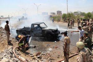 Chỉ huy Liên minh Ả Rập bị ám sát ở miền Nam Yemen