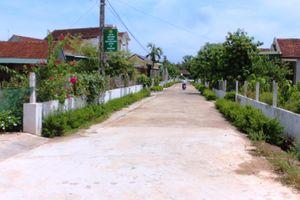 Hà Tĩnh: Công nhận 18 xã đạt chuẩn nông thôn mới, nông thôn mới nâng cao