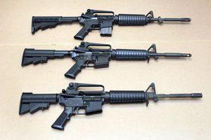 Colt ngừng sản xuất súng trường nổi tiếng AR-15 cho dân dụng