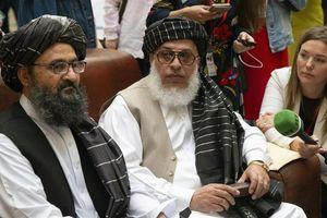 Mỹ bỏ đàm phán, Taliban tìm đến đối thoại với Trung Quốc