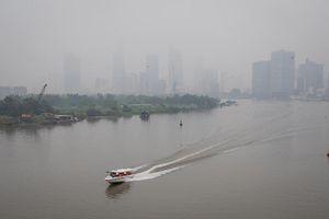 TP. Hồ Chí Minh: Bụi mịn ở mức cao