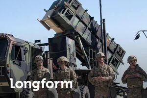 Cuộc đối đầu giữa tên lửa Patriot với S-400 ở chiến trường Trung Đông