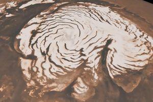 Những hình ảnh thú vị trên Hỏa tinh bạn chưa bao giờ nhìn thấy