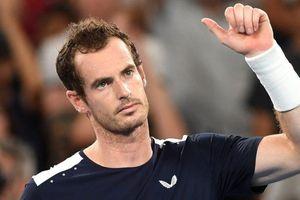 Bảng xếp hạng ATP tennis: Lý Hoàng Nam có cơ hội 'vượt mặt' Murray