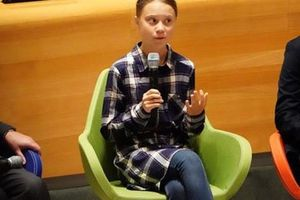 'Nữ chiến binh sinh thái' tuổi 16