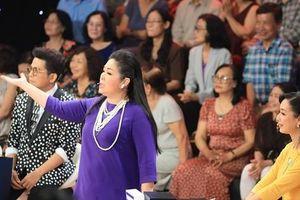 Thanh Bạch, Hồng Vân nghẹn ngào hồi tưởng 'sầu nữ' Út Bạch Lan