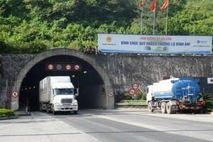 Hầm đường bộ Hải Vân 2 dự kiến bắt đầu vận hành từ năm 2020
