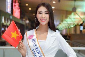 Nữ cử nhân bóng chuyền đại diện Việt Nam thi Miss Tourism World 2019