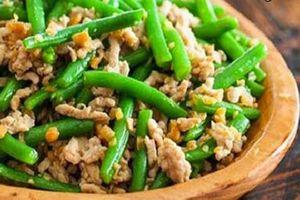 Tưởng món ăn bình thường, thêm thứ này vào đậu đũa xào bỗng trở thành 'đặc sản'