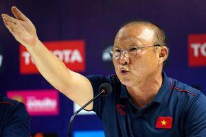 HLV Park Hang-seo chia sẻ bất ngờ về mục tiêu dự World Cup của tuyển Việt Nam