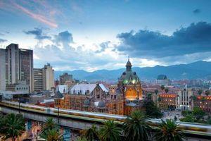 Medellín - thành phố của nghệ thuật và kiến trúc