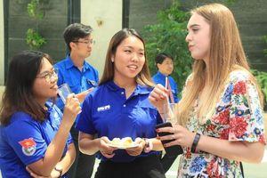 Đoàn đại biểu Việt Nam tham dự diễn đàn thanh niên tại Nga