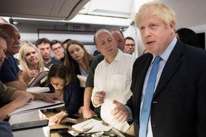 Thủ tướng Anh tin Iran đứng đằng sau vụ tấn công Ả Rập Saudi