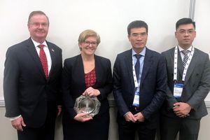 Tổng giám đốc PV GAS Dương Mạnh Sơn tham dự Gastech 2019