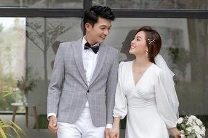 Diễn viên Quang Tuấn kỉ niệm 3 năm kết hôn cùng Linh Phi