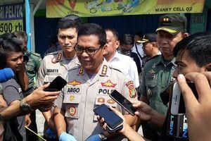 Biệt đội chống khủng bố Indonesia bắt giữ 8 phần tử liên hệ với IS
