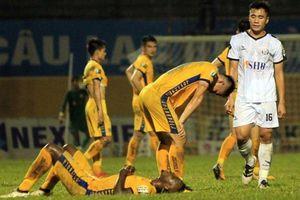V-League hạ màn: Chạy trốn vé xuống hạng