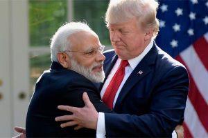 Thủ tướng Ấn Độ thăm Mỹ, ông Trump công bố 'quà tặng' bất ngờ
