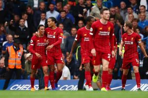 Bị VAR tước bàn thắng, Chelsea thua cay đắng trước Liverpool