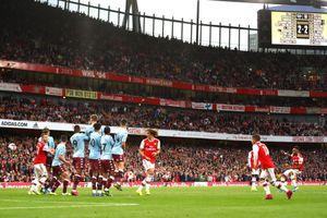 Vòng 6 Ngoại hạng Anh: Arsenal ngược dòng ngoạn mục trước Aston Villa