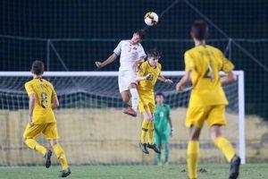 U16 châu Á: Thất bại trước U16 Australia, U16 Việt Nam 'nín thở' chờ qua vòng loại