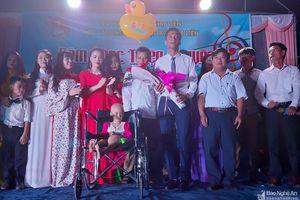 Hoạt động thiết thực hỗ trợ trẻ em nghèo ở các địa phương