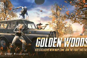 PUBG Mobile Lite ra bản cập nhật mới, bản đồ độc quyền Golden Woods