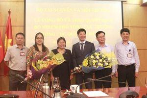 Bổ nhiệm 2 Phó Tổng cục trưởng Tổng cục Quản lý đất đai