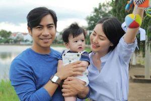 Thanh Bình lần đầu lên tiếng về tin đồn ly hôn Ngọc Lan