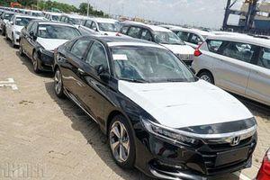 Honda Accord 2020 cập bến Việt Nam, sắp đến tay khách hàng