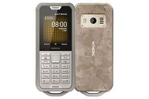 Điện thoại 'nồi đồng cối đá', pin chờ 1 tháng của Nokia ra mắt tại Việt Nam, giá 2,49 triệu