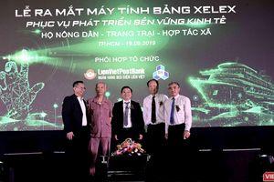 Chủ tịch Hội Truyền thông Số Việt Nam xúc động khi tham dự chương trình phổ cập máy tính bảng cho nông dân