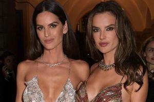 Dàn siêu mẫu Victoria's Secret nóng bỏng tột độ trong những thiết kế cắt xẻ táo bạo