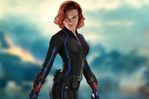 'Góa phụ đen' Scarlett Johansson kiếm tiền giỏi nhất năm
