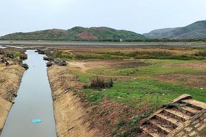 Miền Trung và Tây nguyên đề phòng xảy ra hạn hán vùng ngoài công trình thủy lợi
