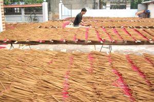 Ấn Độ đột ngột hạn chế nhập khẩu hương nhang: Hàng trăm doanh nghiệp trên bờ vực phá sản