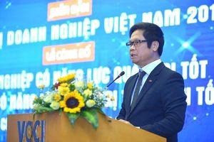 TS Vũ Tiến Lộc: 'Chuyển đổi số là cơ hội cho chúng ta'