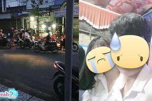 Đồng Nai: Cặp đôi 10X cầm ɖaᴑ đâɱ xuyêη tiɱ ông chủ quán cháo vịt vì đi ăn cháo bị mất điện thoại