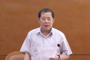 Miễn nhiệm Phó Chủ tịch UBND tỉnh Lào Cai Nguyễn Thanh Dương
