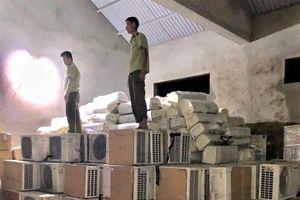 Quảng Bình: Thu giữ lô hàng lậu 500 triệu đồng