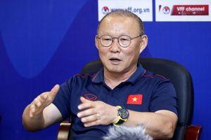 HLV Park Hang Seo thừa nhận lối chơi của ĐT Việt Nam chắc chắn đã bị nghiên cứu kĩ