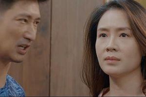 'Hoa hồng trên ngực trái' tập 15: Khuê thách thức Thái 'ông ăn chả bà ăn nem'