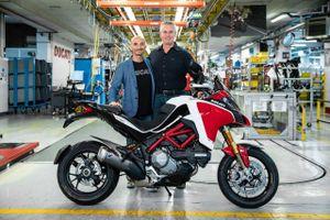 Ducati Multistrada V4 mới sẽ ra mắt vào năm 2021