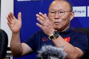 HLV Park Hang Seo: 'Văn Quyết không phù hợp với chiến thuật ở đội tuyển Việt Nam'