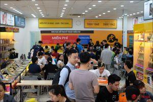 'Tam quốc tranh hùng' thị trường smartphone Việt Nam