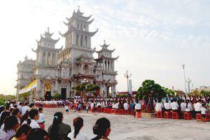 Bốn 'đẹp' trong đồng bào Công giáo Nam Định