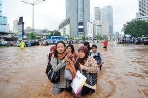 Đại công trình chống lũ không cứu được các thành phố châu Á đang chìm