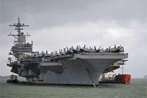 Mỹ điều tra 4 trường hợp thủy thủ tàu sân bay tự tử