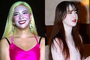 Luna và dàn sao Hàn bỗng dưng trở thành thảm họa make up