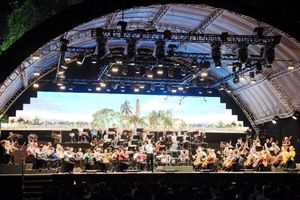 Hòa nhạc Hanoi Concert lần thứ ba diễn ra ngày 5-10